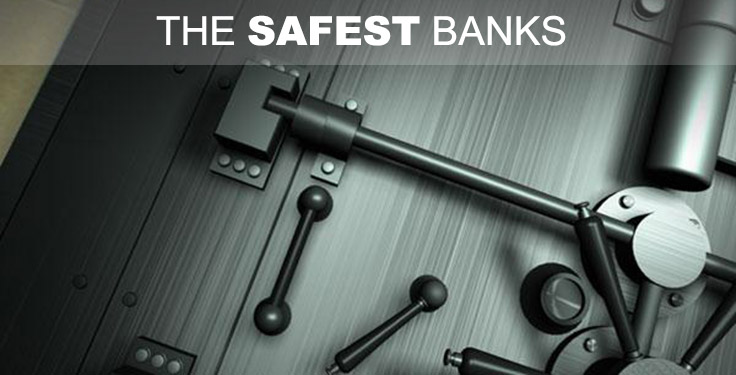 World's safest bank 2015