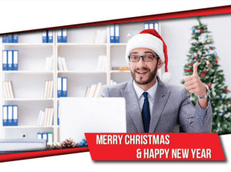 Big Thanks With Big Deal at Christmas and New Year Holidays