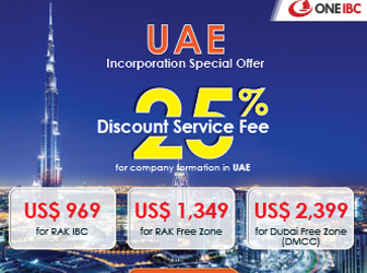 UAE Incorporation Special Offer